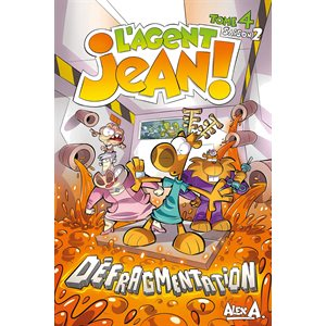 AGENT JEAN! S2 T4: DEFRAGMENTATION (PR.AVENTURE)