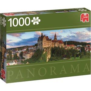 1000PC PANORAMA SIGMARINGEN CASTLE