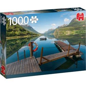 1000PC STYRN NORWAY