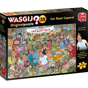 CT 1000 MCX WASJIG #35 CAR BOOT CAPERS