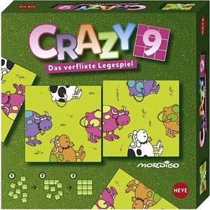 9 PUZZLES ASSORTIMENT DE 20