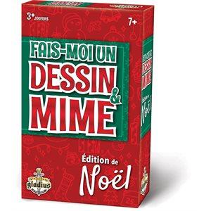 FAIS-MOI UN DESSIN & MIME EDITION NOEL