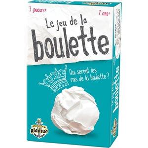 JEU DE LA BOULETTE