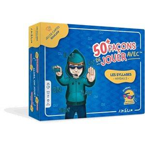 50+ FACONS DE JOUER SYLLABES NIVEAU 2