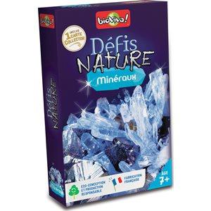 DEFIS NATURE / MINERAUX