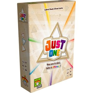 JUST ONE (FR)