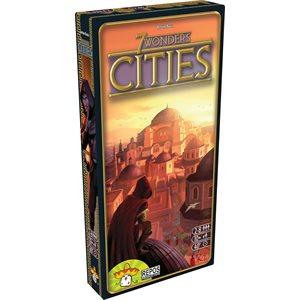 7 WONDERS EXT: CITIES (FR)