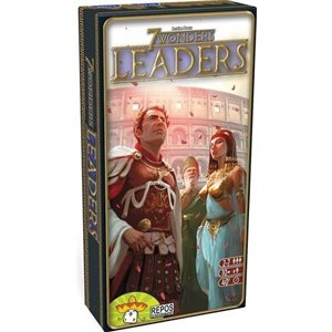 7 WONDERS EXT: LEADERS (FR)