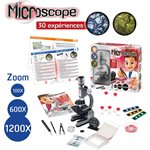 BUKI MICROSCOPE 30 EXPERIENCES