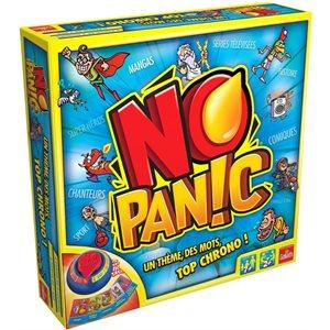 NO PANIC EN FAMILLE