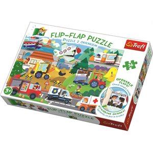 PZ36 FLIP-FLAP