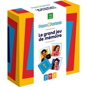 PASSE-PARTOUT: JEU DE MEMOIRE