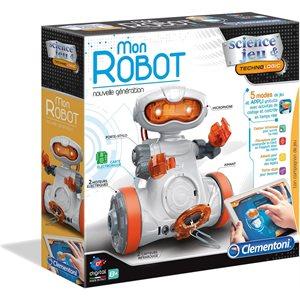 MON ROBOT NOUVELLE GENERATION