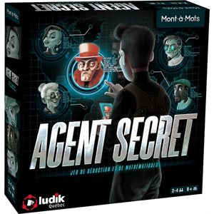 AGENT SECRET (MONT-A-MOTS)