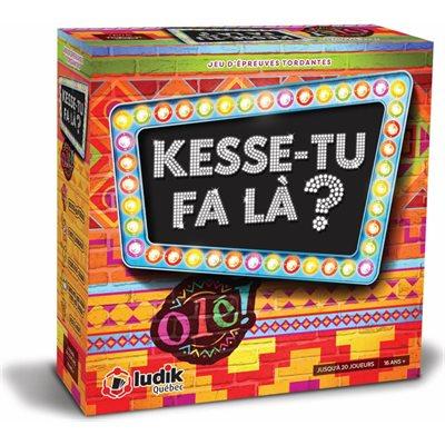 KESSE-TU FA LA OLE