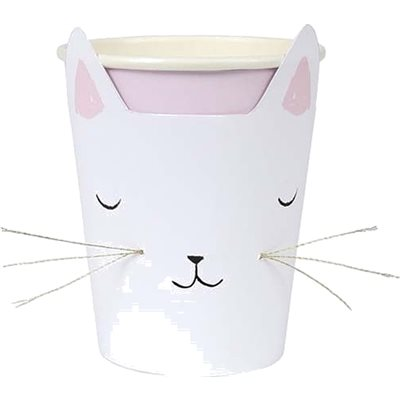 VERRE CHAT