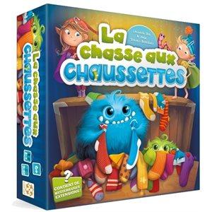 LA CHASSE AUX CHAUSSETTES (FR)