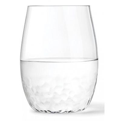 SHATTER-RESISTANT HAMMER WATER GLASSES